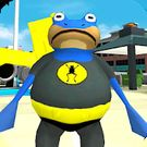 Download hacked Amazing Frog 3D Simulator City for Android - MOD Unlocked