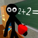 Download hacked Stickman Neighbor. Teacher Escape for Android - MOD Unlimited money