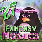 Download hacked Fantasy Mosaics 27: Secret Colors for Android - MOD Money