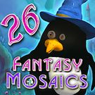 Download hacked Fantasy Mosaics 26: Fairytale Garden for Android - MOD Unlocked