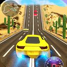 Download hacked Racing In Car 3D for Android - MOD Unlocked