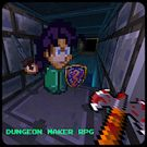Download hack Dungeon Maker RPG for Android - MOD Money