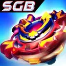 Download hack Super God Blade : Spin the Ultimate Top! for Android - MOD Money