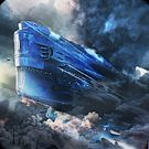 Download hacked Ark of War: Galaxy Pirate Fleet for Android - MOD Unlimited money