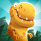 Download hacked Dino Bash for Android - MOD Money