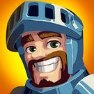 Download hacked Knights and Glory for Android - MOD Money