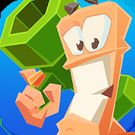 Download hacked Worms 4 for Android - MOD Money