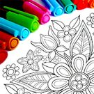 Download hacked Mandala Coloring Pages for Android - MOD Money