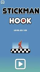 Download hacked Stickman Hook for Android - MOD Money