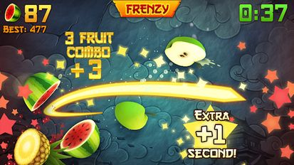 Download hack Fruit Ninja® for Android - MOD Unlimited money