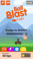 Download hacked Ball Blast for Android - MOD Unlimited money