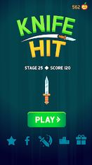 Download hack Knife Hit for Android - MOD Money