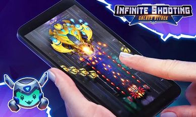 Download hack Infinity Shooting: Galaxy War for Android - MOD Unlocked