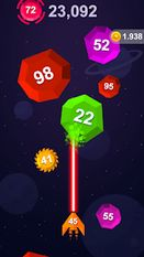 Download hacked Ball Shooter for Android - MOD Money