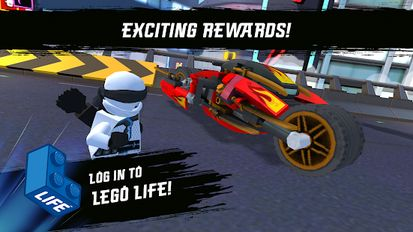 Download hacked LEGO® NINJAGO®: Ride Ninja for Android - MOD Unlimited money