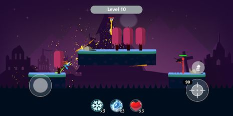 Download hacked Stickfight 2: Infinity for Android - MOD Unlocked