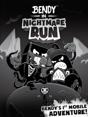 Download hacked Bendy in Nightmare Run for Android - MOD Money