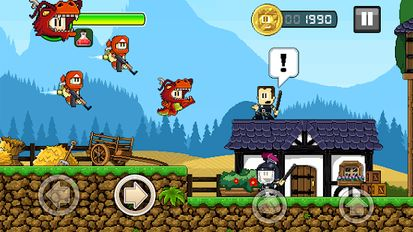 Download hacked Dan the Man: Action Platformer for Android - MOD Unlocked