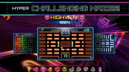 Download hack PAC-MAN Championship Edition DX for Android - MOD Unlimited money