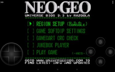 Download hacked NEO.emu for Android - MOD Money