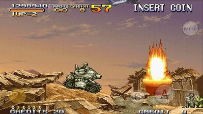 Download hacked METAL SLUG 2 for Android - MOD Unlocked