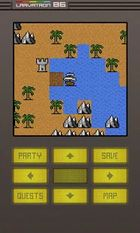 Download hacked Gurk II, the 8-bit RPG for Android - MOD Money