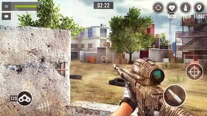 Download hack Sniper Arena: PvP Army Shooter for Android - MOD Money