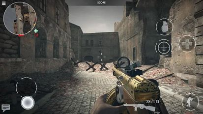Download hacked World War Heroes: WW2 Shooter for Android - MOD Unlimited money