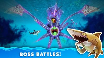 Download hacked Hungry Shark World for Android - MOD Unlocked