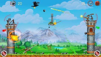 Download hacked The Catapult 2 for Android - MOD Money