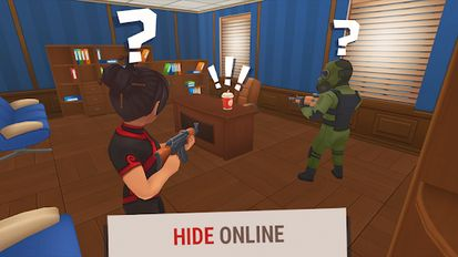 Download hack Hide Online for Android - MOD Unlimited money