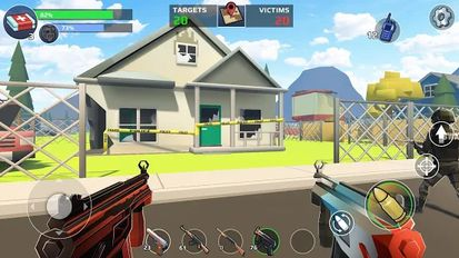 Download hacked Battle Royale: FPS Shooter for Android - MOD Unlocked