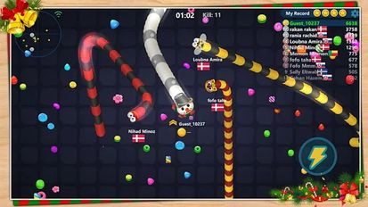 Download hack Snake Candy.IO for Android - MOD Unlocked