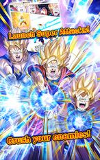 Download hacked DRAGON BALL Z DOKKAN BATTLE for Android - MOD Unlocked