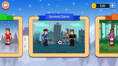 Download hacked Happy Soccer Physics for Android - MOD Money