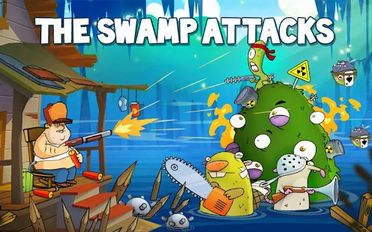 Download hacked Swamp Attack for Android - MOD Unlimited money