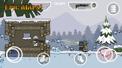 Download hack Mini Militia for Android - MOD Unlimited money