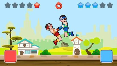 Download hack Wrestle Funny for Android - MOD Unlimited money