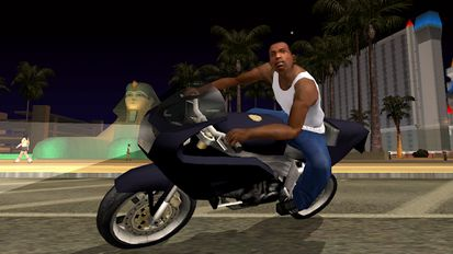 Download hacked Grand Theft Auto: San Andreas for Android - MOD Unlocked