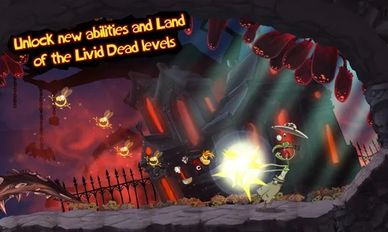 Download hacked Rayman Jungle Run for Android - MOD Money