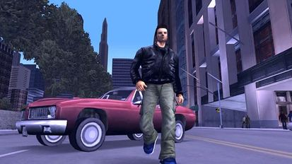 Download hack Grand Theft Auto III for Android - MOD Unlimited money