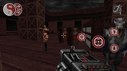 Download hacked Shadow Warrior Classic Redux for Android - MOD Money