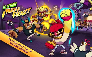 Download hacked Big Action Mega Fight! for Android - MOD Unlocked