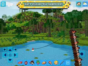 Download hack RealmCraft with Skins Export to Minecraft for Android - MOD Unlimited money