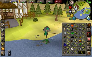 Download hack Old School RuneScape for Android - MOD Unlocked
