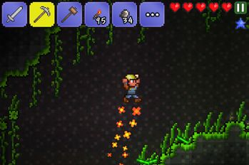 Download hack Terraria for Android - MOD Unlocked