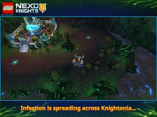 Download hacked LEGO® NEXO KNIGHTS™: MERLOK 2.0 for Android - MOD Unlimited money