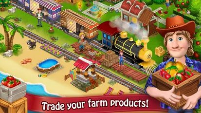 Download hacked Farm Day Village Farming: Offline Games for Android - MOD Unlimited money