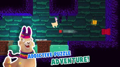 Download hacked Adventure Llama for Android - MOD Money