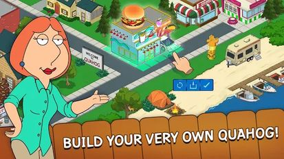 Download hack Family Guy The Quest for Stuff for Android - MOD Unlimited money